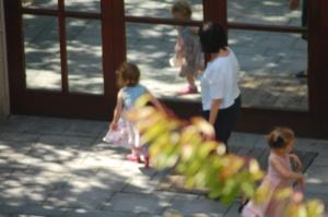 Little Girls Dance