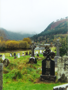 St. Kevin's Glendalough, Co. Wicklow
