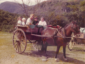 1976, At The Gap of Dunloe